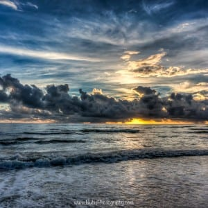 Dramatic Beach by Dmitry Bubis