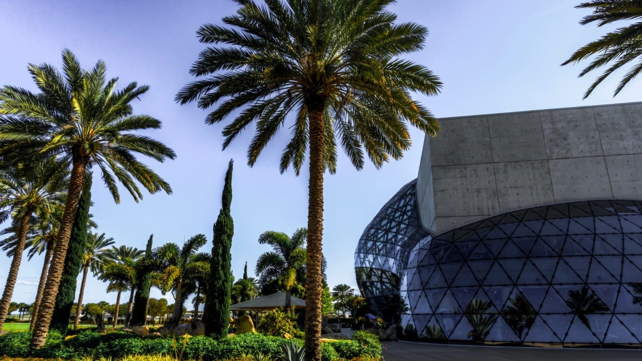 Salvador Dali Museum by Dmitry Bubis